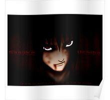 Sasuke Dying Poster