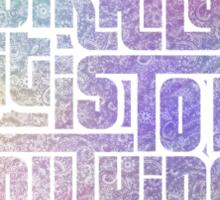 How Strange :: Alice      {{READ DESCRIPTION}} Sticker