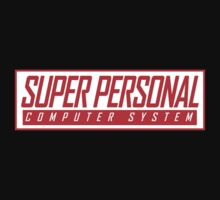 Super PC/Nintendo Logo (high res) by dab88