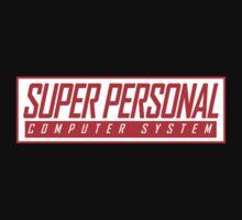 Super PC/Nintendo Logo (high res) by dab88