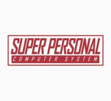 Super PC/Nintendo Logo (pixelated) by dab88