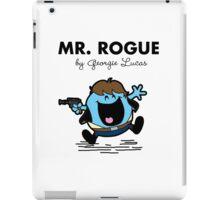 Mr Rogue iPad Case/Skin