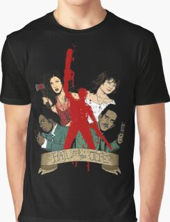 Hail To The Jefe! Graphic T-Shirt