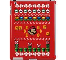 Super Mario Ugly Sweater iPad Case/Skin