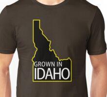 Grown in Idaho Unisex T-Shirt
