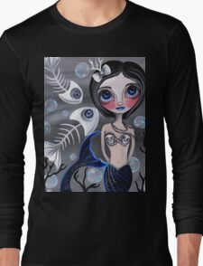 """My Skellyfish Friends"" Long Sleeve T-Shirt"