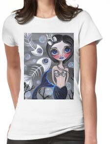"""My Skellyfish Friends"" Womens Fitted T-Shirt"