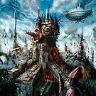 The Citadel by Matt Bissett-Johnson