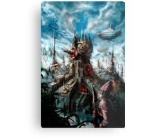 The Citadel Metal Print