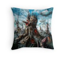 The Citadel Throw Pillow