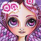 Dianthus Fairy by Jaz Higgins