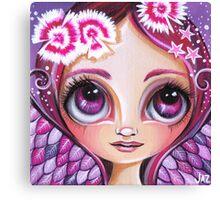 Dianthus Fairy Canvas Print