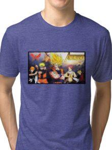 MangAvengers Tri-blend T-Shirt
