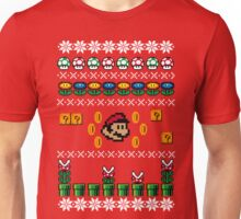 Super Mario Ugly Sweater Unisex T-Shirt