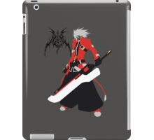 Ragna the Bloodedge iPad Case/Skin