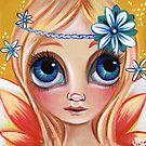 Cute Daisy Dreamer Fairy by Jaz Higgins