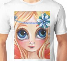 Cute Daisy Dreamer Fairy Unisex T-Shirt