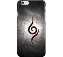 Anbu Symbol iPhone Case/Skin