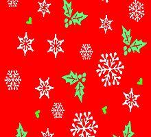 Christmas decoration by cheeckymonkey