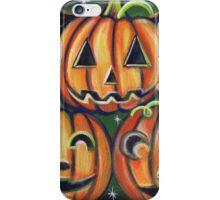 Pumpkinlings iPhone Case/Skin