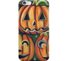 Pumpkinlings iPhone Case/Skin