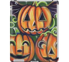 Pumpkinlings iPad Case/Skin