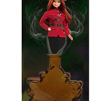 █ ♥ █ GENIE ~MAPLE LEAF ~ROYAL CANADIAN MOUNTED POLICE IPHONE CASE █ ♥ █  by ✿✿ Bonita ✿✿ ђєℓℓσ
