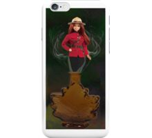 █ ♥ █ GENIE ~MAPLE LEAF ~ROYAL CANADIAN MOUNTED POLICE IPHONE CASE █ ♥ █  iPhone Case/Skin