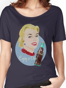 1950's Charm Women's Relaxed Fit T-Shirt