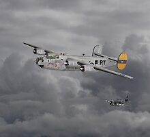 B24 - Liberator by warbirds