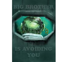 Big Brother Photographic Print
