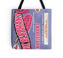 Peter Pan Pink Elephant  Tote Bag
