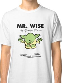Mr Wise Classic T-Shirt