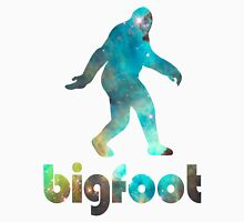 Bigfoot Galaxy Unisex T-Shirt
