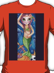 Siren of the Seabed T-Shirt