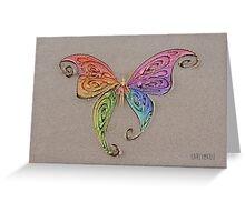 Noelani - A Beautiful Girl Sent From Heaven Greeting Card