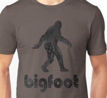 Bigfoot Hi tech camouflage Unisex T-Shirt