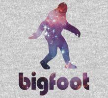 Bigfoot Stars by chainsawgoblin