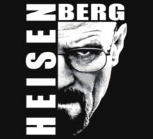 Heisenberg (small design) by Isaac Simmons