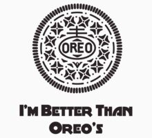 I'm Better Than Oreo's! by Siemek