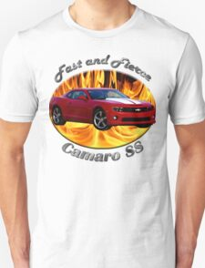 Chevy Camaro SS Fast and Fierce T-Shirt