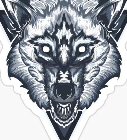 Wolf 2 Sticker