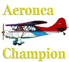 Aeronca Champion by boogeyman