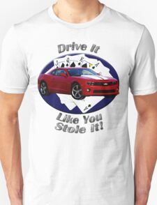 Chevy Camaro SS Drive It Like You Stole It T-Shirt