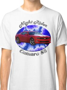 Chevy Camaro SS Night Rider Classic T-Shirt