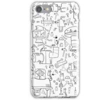 Macchinari iPhone Case/Skin