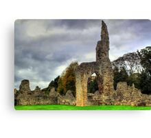 Thetford Priory  Canvas Print
