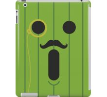 Sir Cactuar iPad Case/Skin