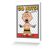 GO NUTS! Greeting Card