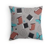 Life Is Strange Pattern Throw Pillow